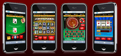 Image result for Gambling on Mobile